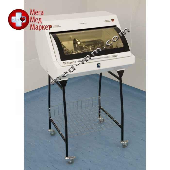 УФ камера для хранения стерильного инструмента ПАНМЕД-1С (со стеклянной сектор-крышкой 670мм)