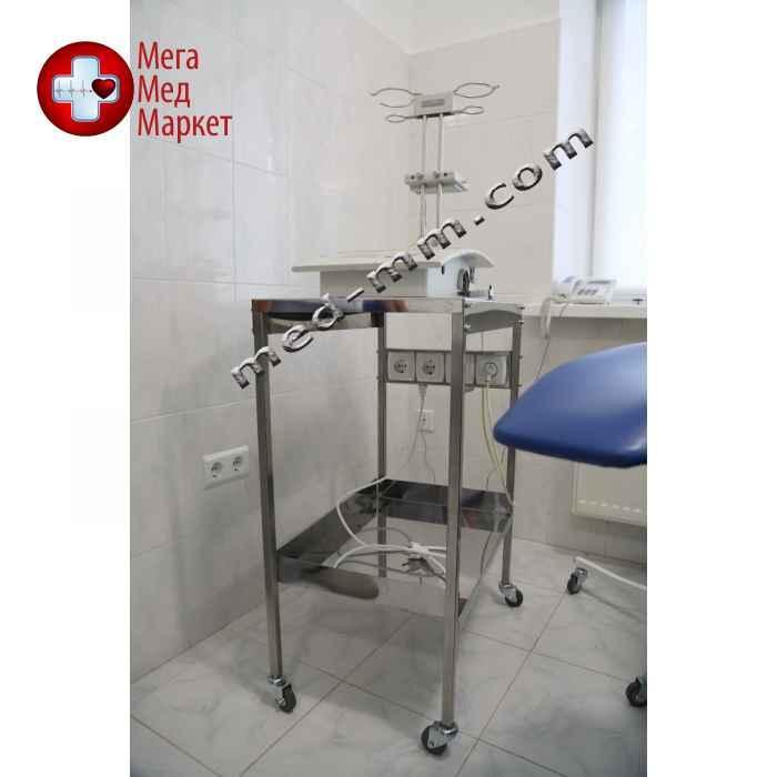 Приборный столик для плазмосорбции