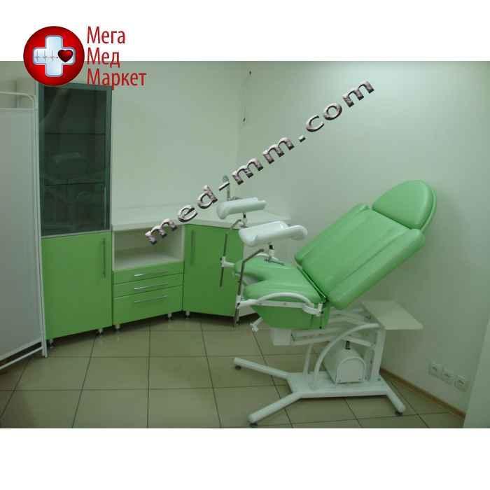 Кресло гинекологическое КС-3РГ (гидравлическая регулировка высоты)