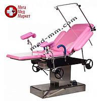 Стол акушерский DST-3004 (электрогидравлический, трансформируется в кресло)