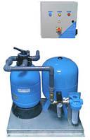 Система оборотного водоснабжения Кристалл 2000 автомат
