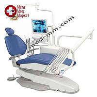 Стоматологическая установка A-Dec 200 с блоком врача A-Dec 300 и верхней подачей инструментов