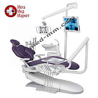 Стоматологическая установка A-Dec 400 с нижней подачей инструментов