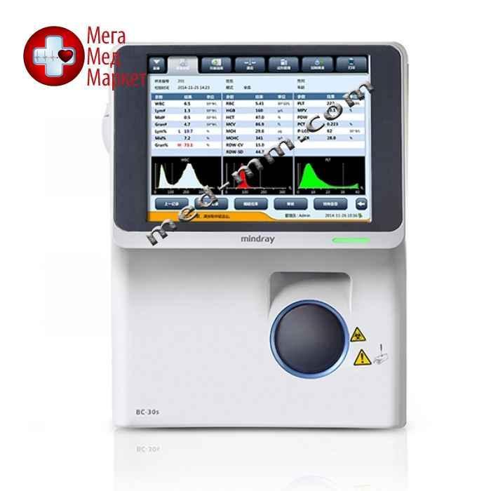 Автоматический гематологический анализатор ВС-30s