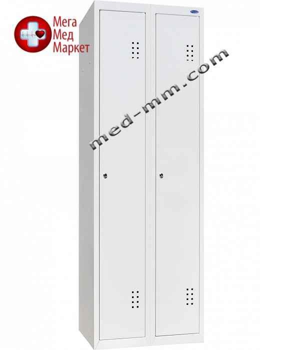 Шкаф одежный металлический ШО-300/2