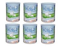 НЭННИ 2 с пребиотиками, 6х800 г. (9421025232435)
