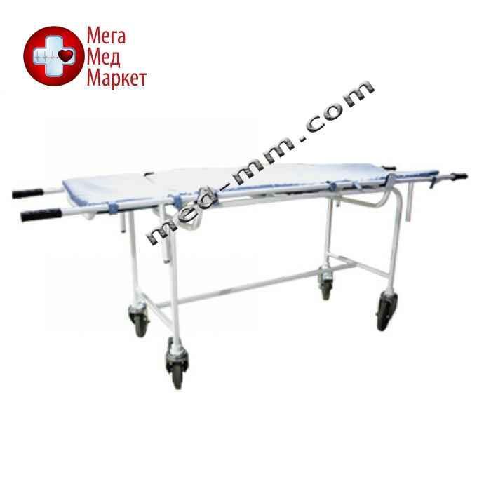 Тележка для транспортировки пациентов ВМп-5 со съемными носилками