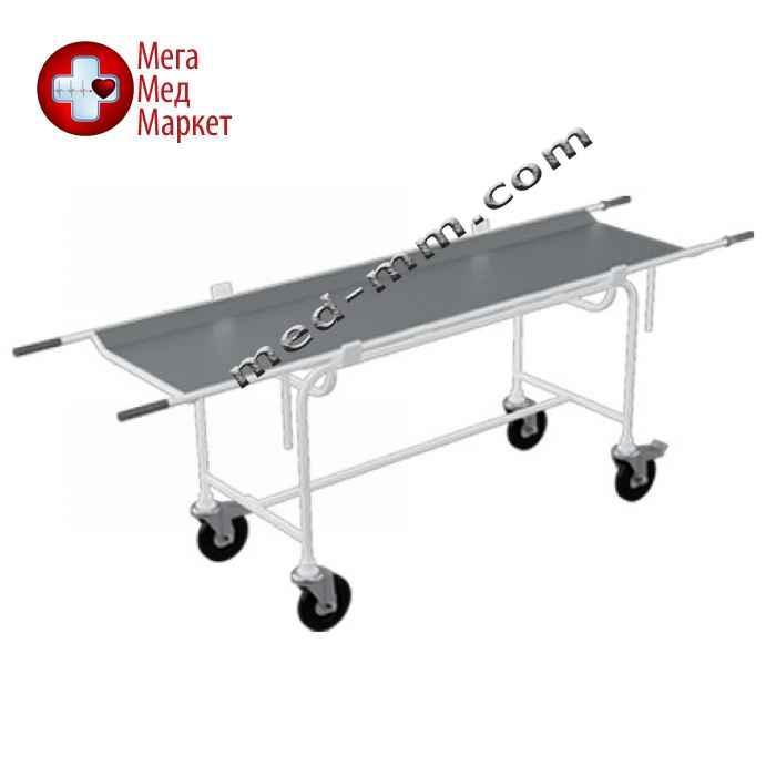 Тележка для транспортировки пациентов ВМпа-7 со съемными носилками