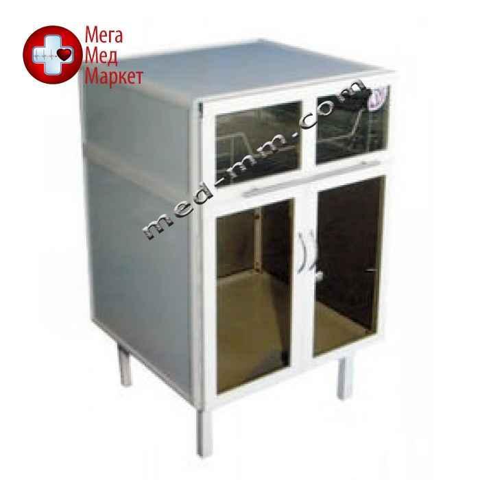 Шкаф медицинский с бактерицидными лампами ШМБ 8-1