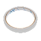 Прочная двухсторонняя лента 10mm*10м, фото 3