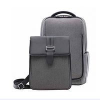 Рюкзак Xiaomi Fashion Commuting Waterproof Backpack grey, фото 1