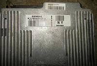 Блок управления двигателем Дэу Матиз автомат (K115444042 A)