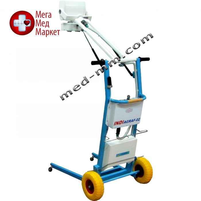 Комплекс рентгеновский диагностический КРД 50 в модификации КРД «INDIagraf-02» (палатный до 5 кВт)