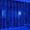 Гирлянда уличная Водопад, 680 led, Синяя, 3х3м., фото 7