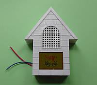"""Звонок """"Домик"""", дверной, электрический 220V, фото 1"""