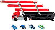 Hot WheelsМега грузовик для 50 машинокHot Wheels Mega Hauler and 4 Cars, фото 3