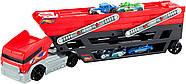 Hot WheelsМега грузовик для 50 машинокHot Wheels Mega Hauler and 4 Cars, фото 4