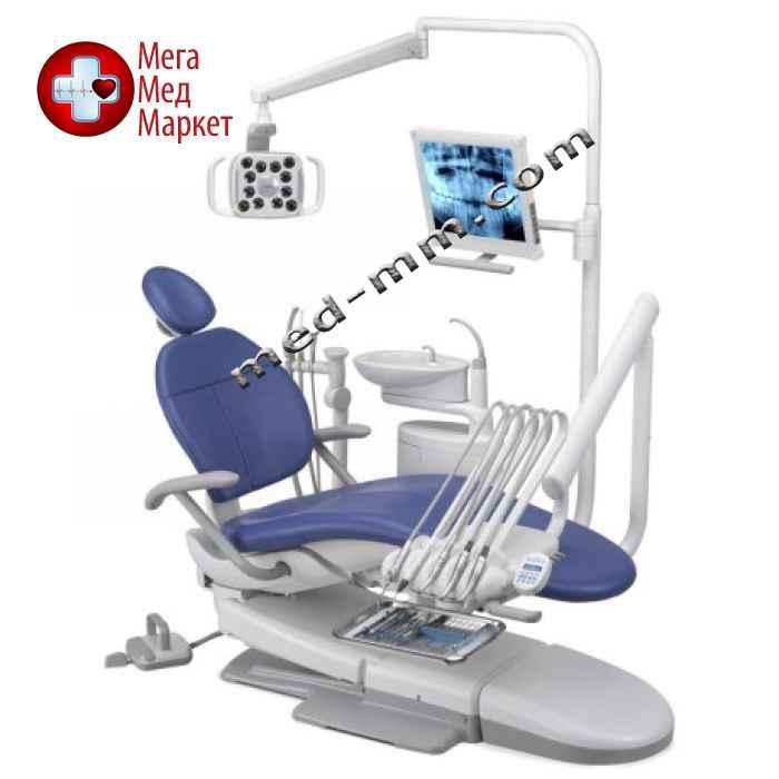 Стоматологическая установка A-Dec 400 с верхней подачей инструментов