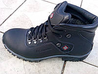 Обувь зимняя Columbia чёрные и серые