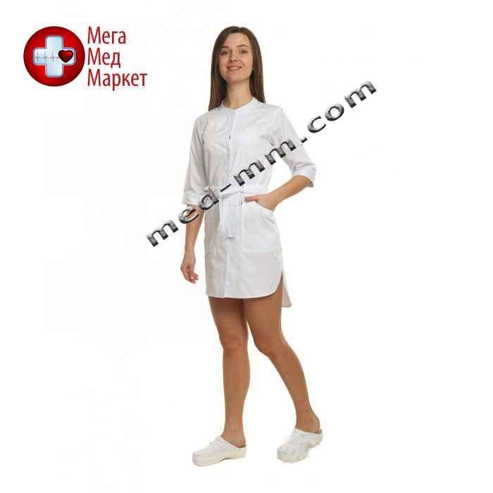 Медицинский халат женский Дели белый №92