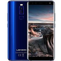 "Смартфон Leagoo S8 blue синий (2SIM) 5,7"" 3/32GB 8/13+13Мп 3G 4G оригинал Гарантия!, фото 1"