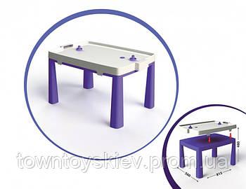 Стол детский+комплект для игры 04580/1/2/3/4 (Фиолетовый)