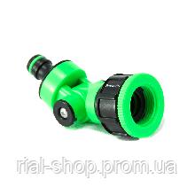 Фитинг Presto-PS адаптер поворотный для коннектора с внутренней резьбой 3/4-1 дюйм (4009)