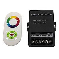 Контроллер RGB TOUCH-пульт 5 кнопок 10А/канал (21117)