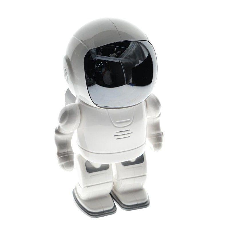 Wifi камера робот Hiseeu FHMI, 2 Мегапикселя, 1080P, поворотная, беспроводная, датчик движения, запись