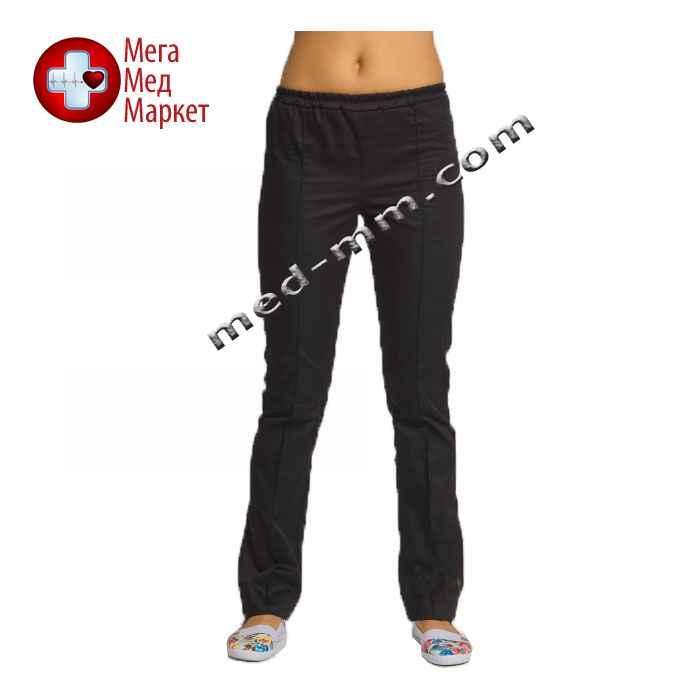 Медицинские штаны черные №7