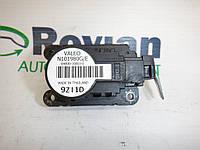 Б/У Привод заслонки печки Renault MEGANE 3 2009-2013 (Рено Меган 3), N101980G (БУ-179604)
