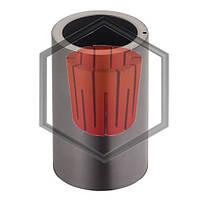 Тигель графитовий VC-200/300/500/600  (d-78/60*120, грануляция и литье), фото 1