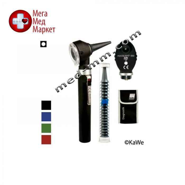 Диагностический набор из отоскопа и офтальмоскопа KaWe PICCOLIGHT® C / E50