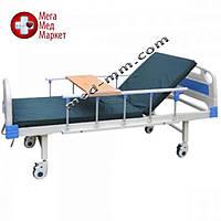 Кровать медицинская механическая, 2 секции OSD-LY897