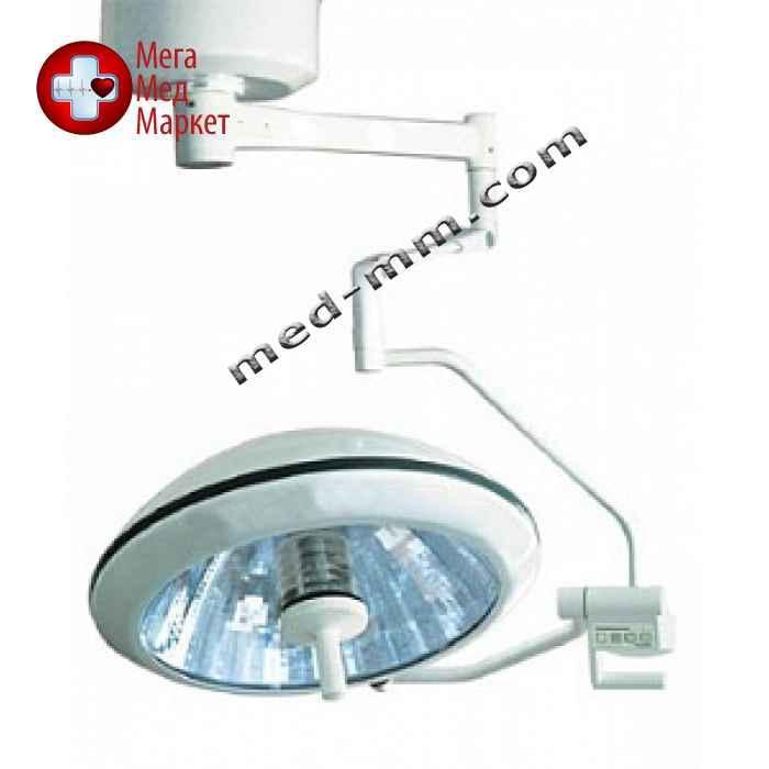 Хирургический однокупольный потолочный операционный галогеновый светильник Convelar 1660/1670