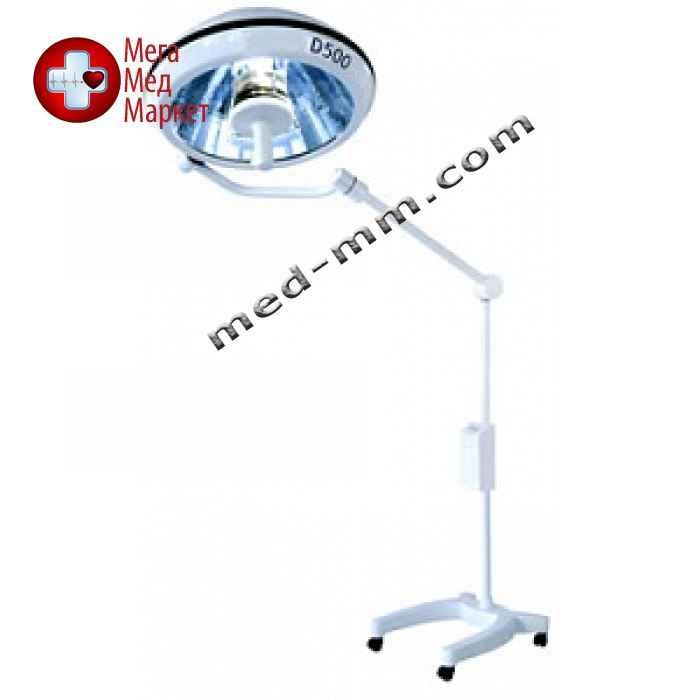 Медицинский напольный передвижной светильник Convelar 1605/1607