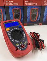Мультиметр тестер вольтметр амперметр DT UT33B UNI-T