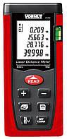 Лазерный дальномер VDM-40, 0,05-40м +/-2мм, 5-функций