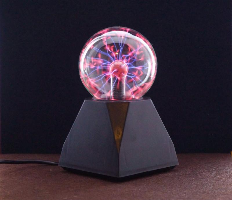 """9050028 Плазменный Шар - светильник """"Молния"""" Plasma Light электрический"""