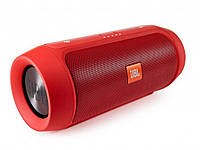 Портативная колонка Bluetooth JBL Charger 2+  Красный