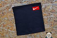 Buff зимний Nike, флисовый зимний, фото 1