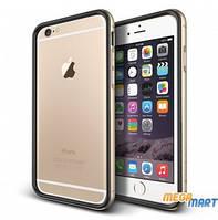 Чехол Araree Bumper case White-Gold for iPhone 6