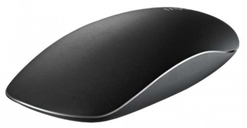 Мышь беспроводная Rapoo T8 Black USB Touch