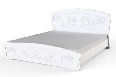 Кровать полуторная Эмилия