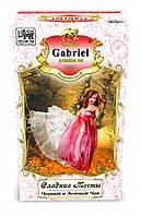 """Чай Gabriel """"Сладкие мечты"""" (черный и зеленый тропический фрукты) 100 г."""
