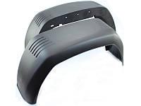Крыло грязезащитное для прицепа AL-KO пластиковое Premium 203x706x336 R13 (1259576) (ssk2018)