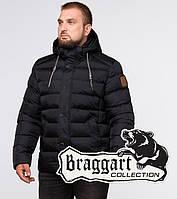 Braggart Aggressive 46215   Зимняя мужская куртка черная