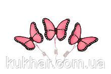 """Набір """"Метелики Преміум"""" Рожеві"""