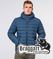 Braggart Aggressive 40962   Зимняя мужская куртка темно-бирюзовая