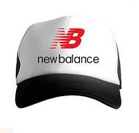 Стильная кепка нью баланс,бейсболка New Balance